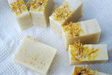 #65 Calendula Soap_b0121501_117639.jpg