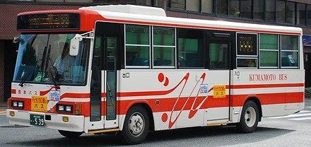 熊本バス いすゞU-LR232J +アイケー_e0030537_22521674.jpg