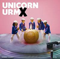 ユニコーン「URMX」のジャケット♪_b0046357_1203118.jpg