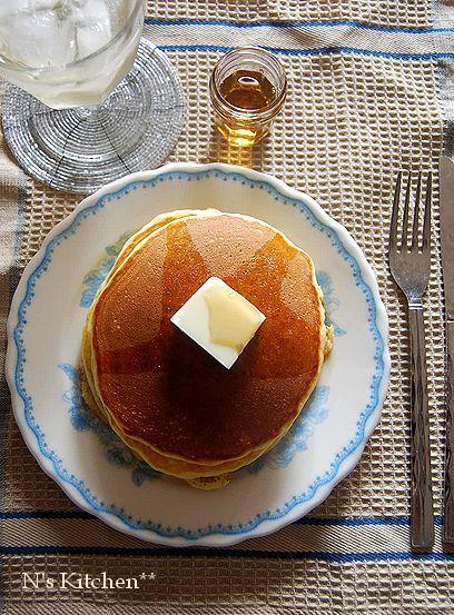 ホットケーキは素敵♪_a0105872_1971661.jpg