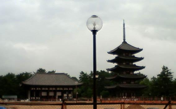 奈良町 3:猿沢池_e0054299_1246929.jpg
