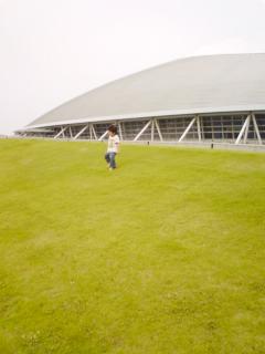 くまがやドームへ~ 新体操インターハイ予選・社会人大会_d0080906_1742381.jpg