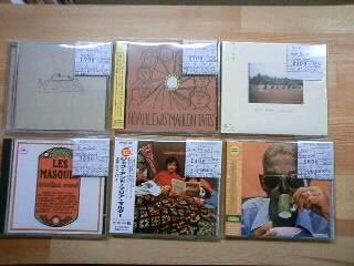 最近こんなの入荷してます~! (USED LP ,  USED CD)_b0125413_209815.jpg