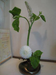 残ったお花で_f0155431_22135146.jpg
