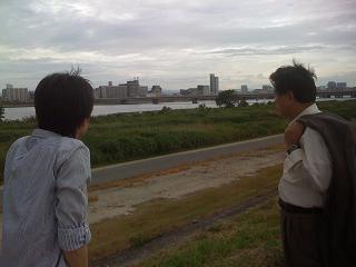 淀川の眺め_c0085539_15311218.jpg