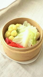 暑い日は、野菜をいっぱい_c0157242_6273631.jpg