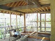別荘地でのCozyUpHome各所下地造作工事1_d0059949_6252035.jpg