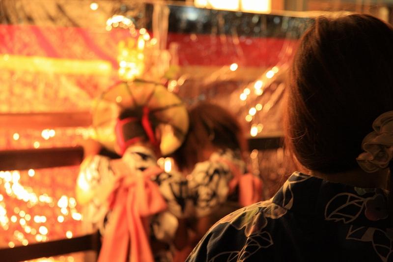 京都 祇園祭2008年 宵山_c0196076_1245242.jpg