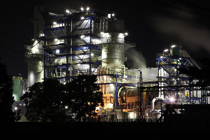 night view of industrial area..4_e0131279_22514796.jpg