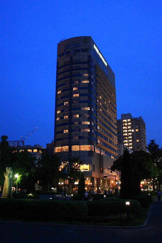 ホテル ニューグランド (横浜)_d0150287_21423859.jpg