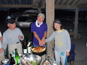 中里海岸→多々良北浜キャンプ_f0164003_10263971.jpg