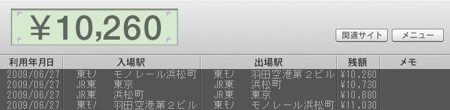 東京でのKitaca利用_c0025115_20244568.jpg