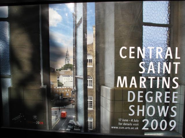 Central Saint Martins Degree Shows 2009 _a0093778_23332047.jpg