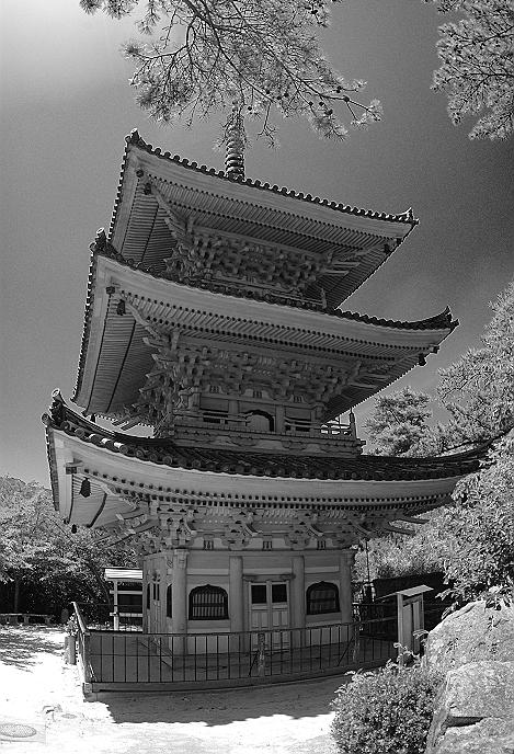 尾道瀬戸田 向上寺の三重塔_c0152379_6145578.jpg