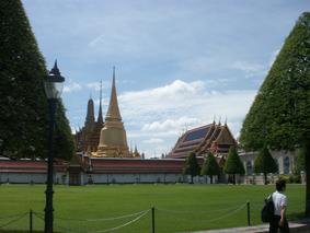 タイ―エメラルド寺院―_c0129404_23531643.jpg