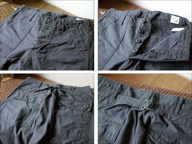 orslow [オアスロウ] us army pants fatigue [アーミーパンツ ファティーグ]_f0051306_18584783.jpg