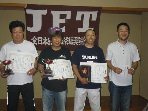 JFTアユトーナメント結果_f0175450_19143045.jpg