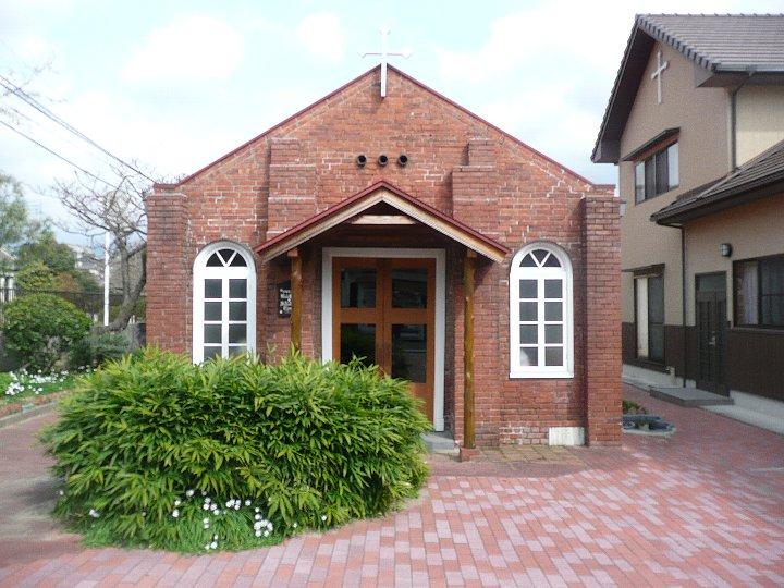 松山聖アンデレ教会礼拝堂_c0112559_10255599.jpg