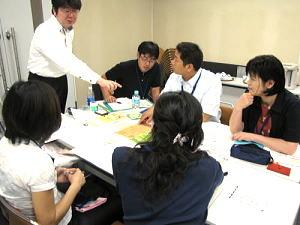 「NPO Day in こうち」 第一回 リーダー養成講座 開催されました。_f0006215_1639628.jpg