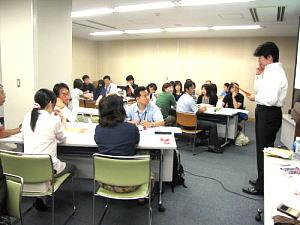 「NPO Day in こうち」 第一回 リーダー養成講座 開催されました。_f0006215_1653132.jpg