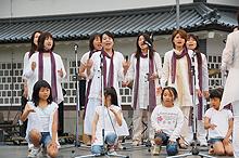 SEEDS & JAZZ-21 金沢城お祭り広場に出演しました!_e0118827_23202845.jpg