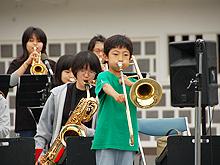SEEDS & JAZZ-21 金沢城お祭り広場に出演しました!_e0118827_23221683.jpg