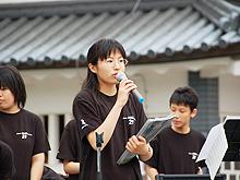 SEEDS & JAZZ-21 金沢城お祭り広場に出演しました!_e0118827_23235683.jpg