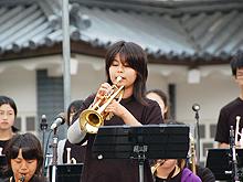 SEEDS & JAZZ-21 金沢城お祭り広場に出演しました!_e0118827_23242194.jpg