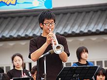 SEEDS & JAZZ-21 金沢城お祭り広場に出演しました!_e0118827_23242965.jpg