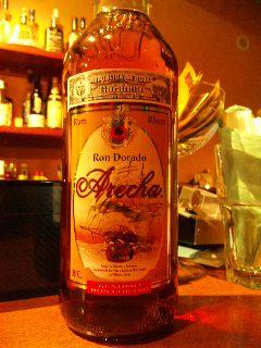 本日のキューバ産ラム酒_a0103940_208151.jpg