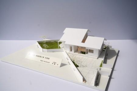 ウッドデッキと芝の暮らしを楽しむ★趣味な暮らしを愉しむ家★の模型をホームページに記載しました_d0082356_10315752.jpg