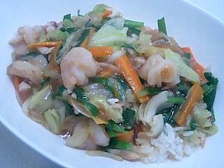 中華料理 トロミの付け方_e0159969_17331752.jpg