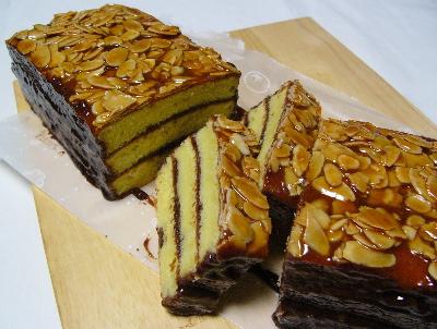 <b>プラリネ</b>チョコケーキ : パンとお菓子と美味しい時間