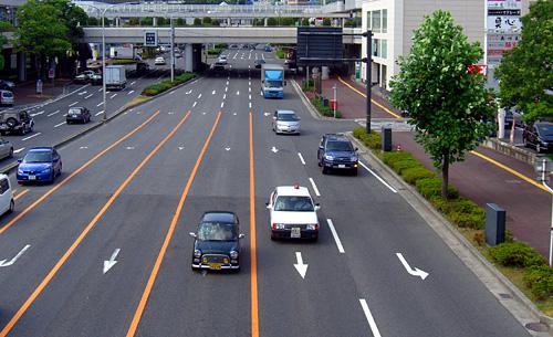 6車線教習のご紹介 : 早稲田自動車学園公式ブログサイト