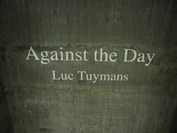 Against the Day by Luc Tuymans in Bruxelles_e0155231_152297.jpg