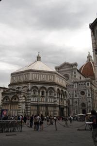 フィレンツェの古い洗礼堂~サンジョヴァンニ洗礼堂_f0106597_15371095.jpg