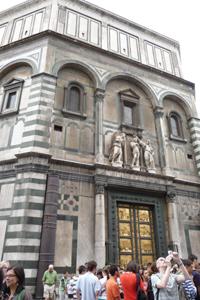 フィレンツェの古い洗礼堂~サンジョヴァンニ洗礼堂_f0106597_15393257.jpg