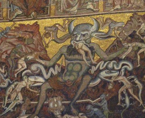 フィレンツェの古い洗礼堂~サンジョヴァンニ洗礼堂_f0106597_1601512.jpg