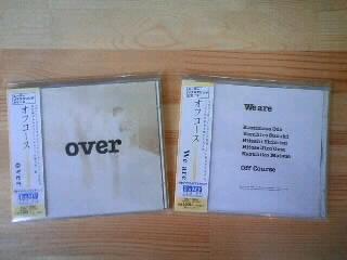 最近こんなの入荷してます~! [ USED CD ]       オフコース、 もちろん名盤!_b0125413_18545864.jpg