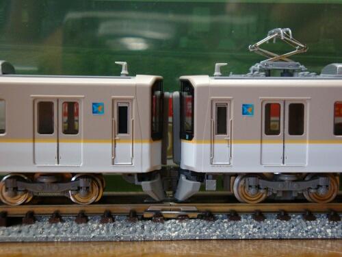 TNカプラーでカッコ良く!~GM製 近鉄シリーズ21編~ : Scenery with Train ~列車のある風景~