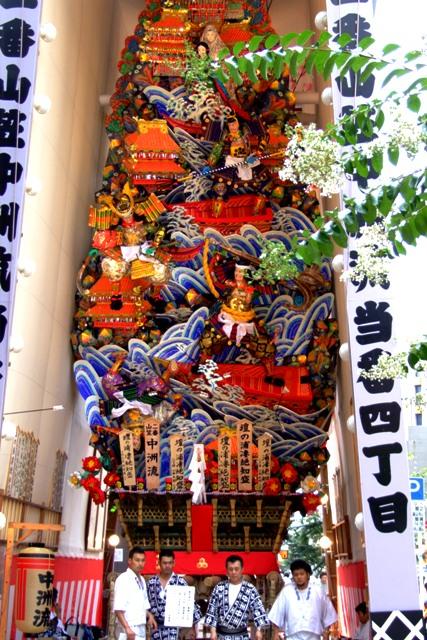 中洲の飾り山_e0003966_23204032.jpg