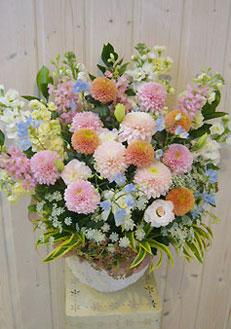 お供えのお花、お届けいたします *秋のお彼岸に*_a0115684_1623060.jpg