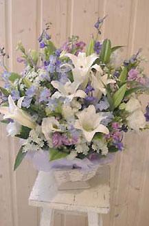 お供えのお花、お届けいたします *秋のお彼岸に*_a0115684_16232084.jpg