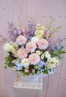 お供えのお花、お届けいたします *秋のお彼岸に*_a0115684_1650054.jpg