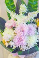お供えのお花、お届けいたします *秋のお彼岸に*_a0115684_1651219.jpg