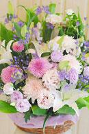 お供えのお花、お届けいたします *秋のお彼岸に*_a0115684_16535132.jpg