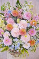 お供えのお花、お届けいたします *秋のお彼岸に*_a0115684_16541820.jpg