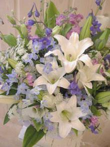 お供えのお花、お届けいたします *秋のお彼岸に*_a0115684_16543742.jpg