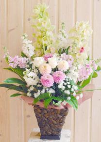 お供えのお花、お届けいたします *秋のお彼岸に*_a0115684_16545733.jpg