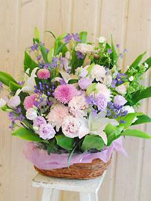 お供えのお花、お届けいたします *秋のお彼岸に*_a0115684_16551752.jpg
